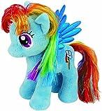 Ty UK 7-inch My Little Pony Rainbow Dash Beanie