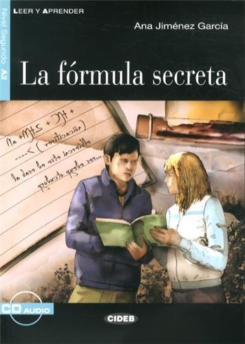 La fórmula secreta. Nivel 2. Con CD Audio [Lingua spagnola] di GARCIA JMENEZ