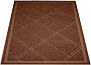 AmazonBasics Cat Litter Mat, Brown, 24