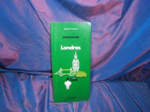Michelin Green Guide: Londres par (Broché - Dec 1987)