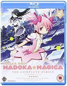 Puella Magi Madoka Magica Complete Series Collection [Blu-ray]