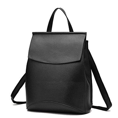 Retro-Rucksack-Leder-Vintage-Rucksack-Wanderrucksack-Hiking-Backpack-Damen-Herren-Schultertasche-Leder-Rucksack-Fr-iPhone-iPad-und-Samsung-Tablet-drei-Farbe-283312cm