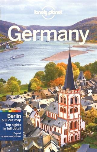 Lonely Planet Germany (Travel Guide) by Lonely Planet (2016-03-15)