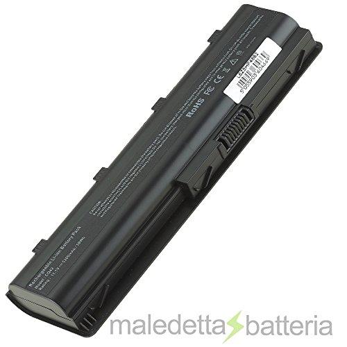 Batteria HQ 5200mAh 108V per Portatile HP G32 G42 G56 G62 G72 Pavilion dm4 1000 dv5 3000 dv6 3000 DV7 1400 DV7 4000 DV7 4100 DV7 6000 DV7 6100 g4 g6