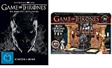 Game of Thrones Staffel 7 [4 DVDs] + Ofizielles Game of Thrones Bausatz