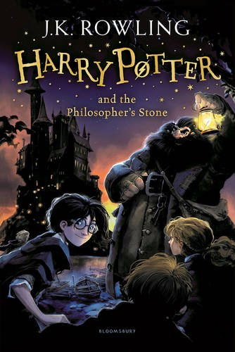 Harry Potter and the Philosopher's Stone (Book 1)