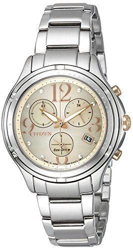 Citizen FB1371-58P  Chronograph Watch For Unisex