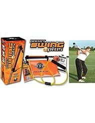 PowerSWING Plus - Dispositivo de fortalecimiento para aumentar la velocidad y distancia en el golf