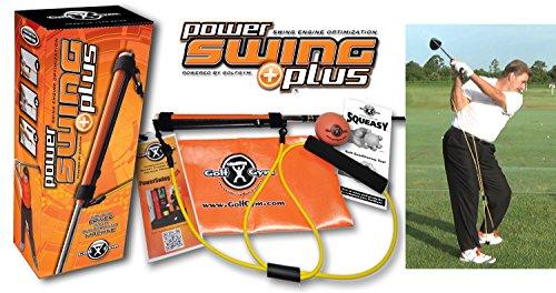 Power Swing Plus Golf terminaisons appareil Garantissant la vitesse et de distance