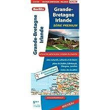 GRANDE-BRETAGNE IRLANDE ROUTIERE ET TOURISTIQUE PREMIUM