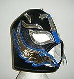 ASHLEYS Adulto - Rey Mysterio Maschera Wrestling