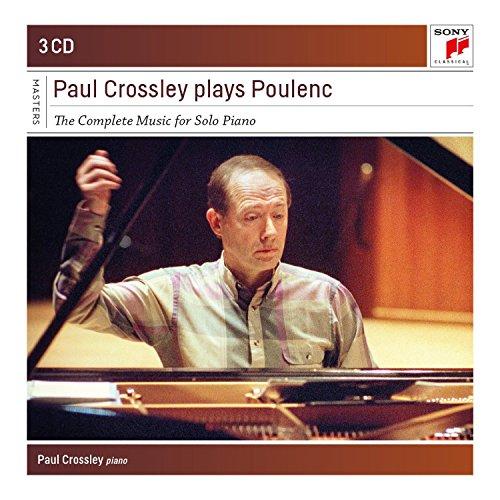 Poulenc: Tutte Le Opere Per Pianoforte Solo [3 CD]