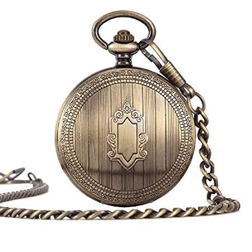 Pocket Watches Taschenuhren Mode Taschenuhren Mechanische Taschenuhren Taschenuhren Automatische Tische Retro Flip Lupen -