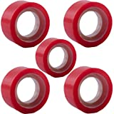 FULLY Hair Toupee tape Red (Set Of 5 pcs)