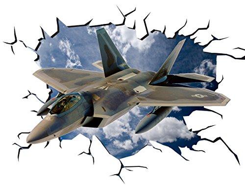 lockheed-martin-f-35-lightning-ii-v003-mur-3d-crack-smash-poster-autocollant-sticker-mural-mural-art