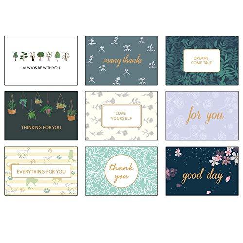 LIWEISDSDFS Muttertag Vergoldung Grußkarte Dreidimensionaler Kreativer Segen Grußkarte Blume Form Geburtstag 520 Geschenk 9 Blätter Mit Umschlag
