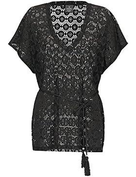bugatti® Damen Strandkleid / Tunika Pearl in schwarz oder weiß