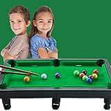 DYTesa Mini Desktop Pool Table Children Billiard Table Kids Educational Toys Parent-Child Interaction Supplies