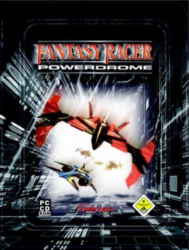 Powerdrome - Fantasy Racer (Metal-Pack)