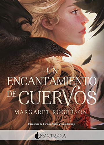 Un encantamiento de cuervos - Margaret Rogerson 51Js5lqGxxL