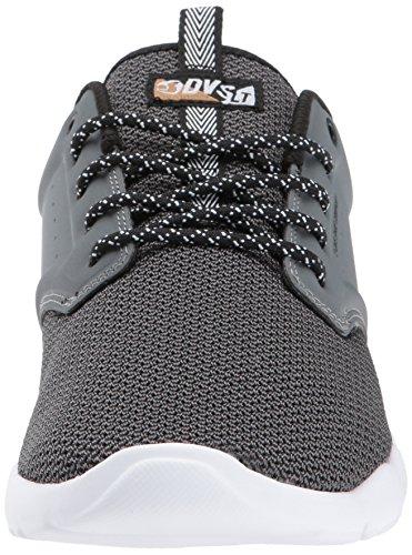 Uomo Brown 0 Scarpe Outdoor Charcoal Knit Dvs Sportive 2 Premier PNvn8ym0wO