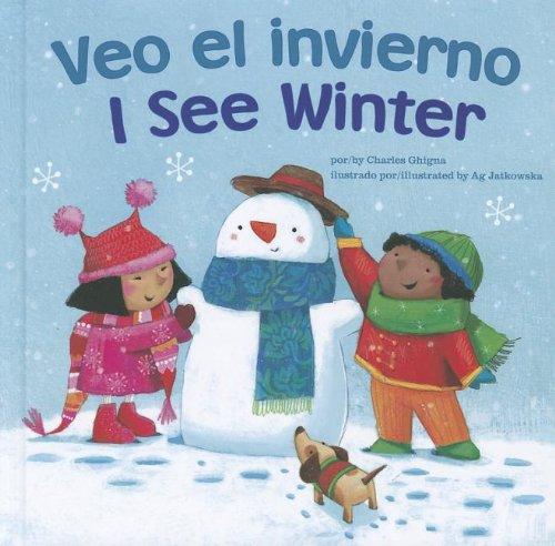 Veo el invierno / I See Winter por Charles Ghigna