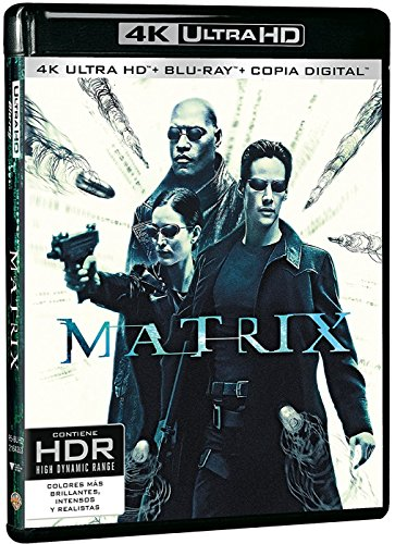 Matrix (4K Ultra HD + Blu-ray) [Blu-ray]