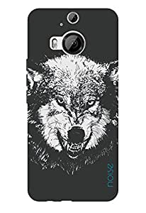 Noise Werewolf Printed Cover For HTC One M9 Plus