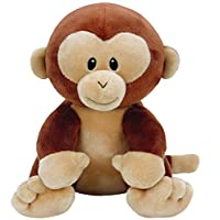Ty 82003 Banana Monkey Baby Plush Soft Toy - Medium