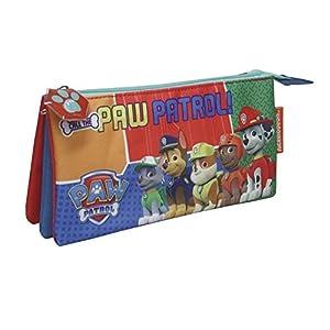 PAW PATROL- Portatodo Triple (CYP Imports PT-13-PW)