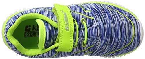 Killtec Ellio Jr, Scarpe Sportive Indoor Unisex – Bambini Blu (Blau)