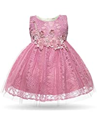 9a598b3dd Amazon.co.uk  12-18 Months - Dresses   Baby Girls 0-24m  Clothing