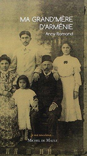 Ma Grand'mère d'Arménie
