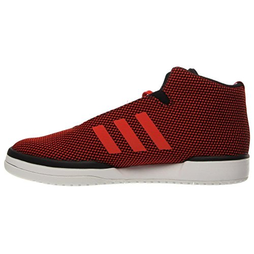 Adidas Originals Veritas Mid Rot / WeiÃ? Sneaker 8 M Red