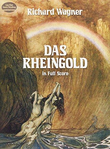 Das Rheingold (Full Score): Partitur (Dover Vocal Scores)