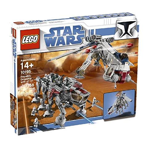 LEGO Star Wars 10195 - Republic Dropship mit AT-OT
