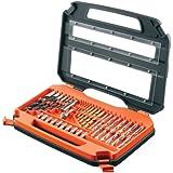 Black and Decker A7152-XJ - 1Juego de 35 piezas para atornillar y taladrar