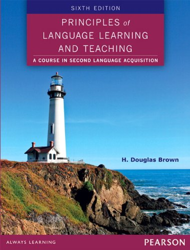 Principles of Language Learning and Teaching por H. Douglas Brown