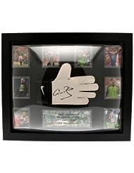 Peter Schmeichel - Framed Signed Goalkeeper Glove
