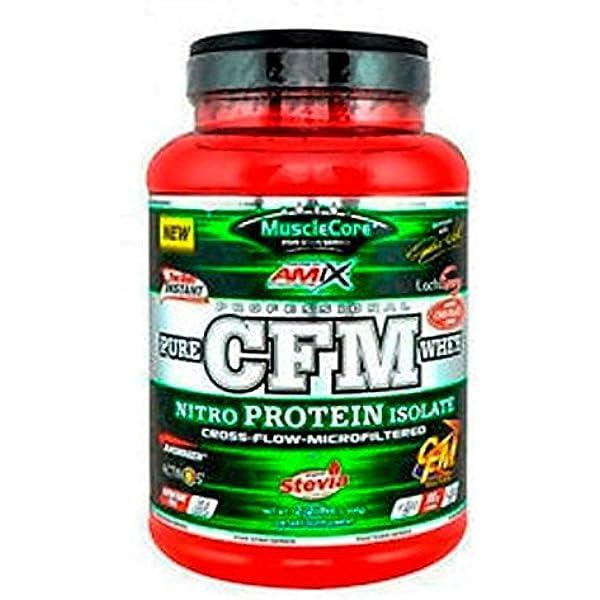 Amix - Proteína CFM Nitro Whey Con Actinos, Ayuda a ...