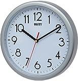 Unity Hastings - Reloj de pared silencioso, moderno, 22 x 22