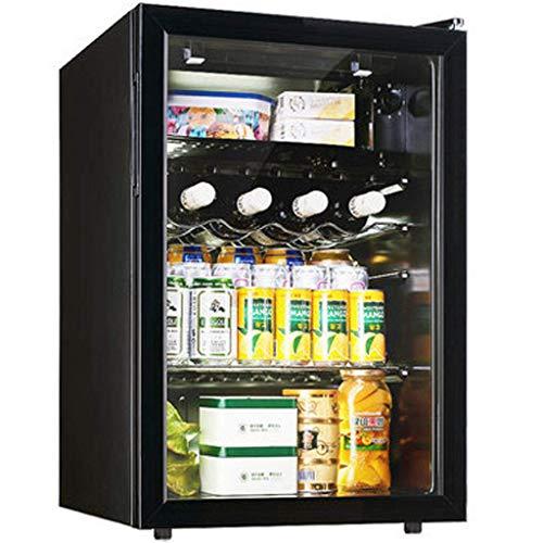 Zichen Mini frigorífico Negro