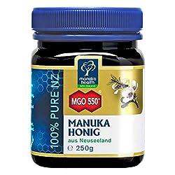 Manuka Health - Manuka Honig MGO 550+ (250g)