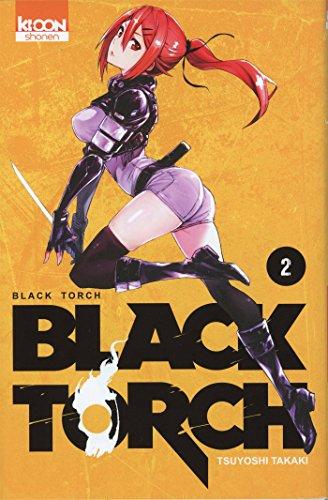 Black torch (2) : Black torch