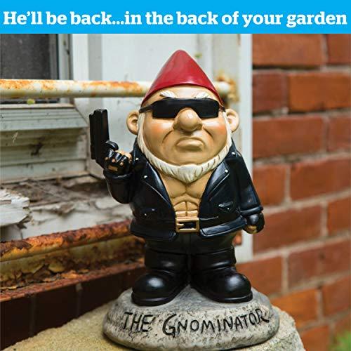 """BigMouth Inc. die """"gnominator Garden GNOME Statuen"""