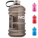 NOQUIT  Water Jug - 2.2 L Fitness Trinkflasche -...
