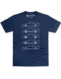 c4deeaf26f180e Shotdeadinthehead Mezger Generations T-shirt, Pour homme