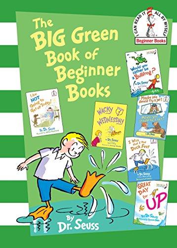 The Big Green Book of Beginner Books (Beginner Books(R)) - Books Of Big Book Beginner