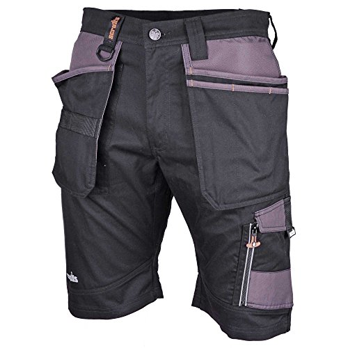 scruffs-trade-shorts-black-work-combat-cargo-size-32
