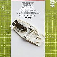 YICBOR 412815345 - Pie de guía elástica para Husqvarna Viking